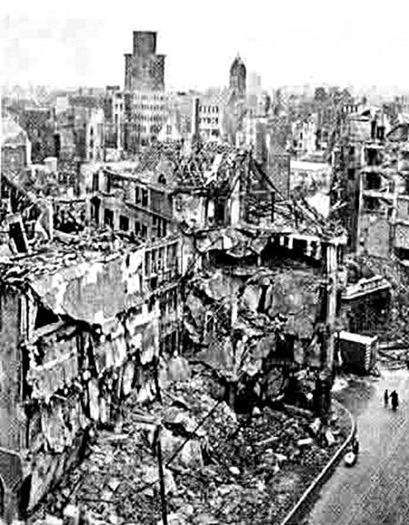 bomben auf gelsenkirchen